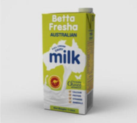 Betta Fresh Milk